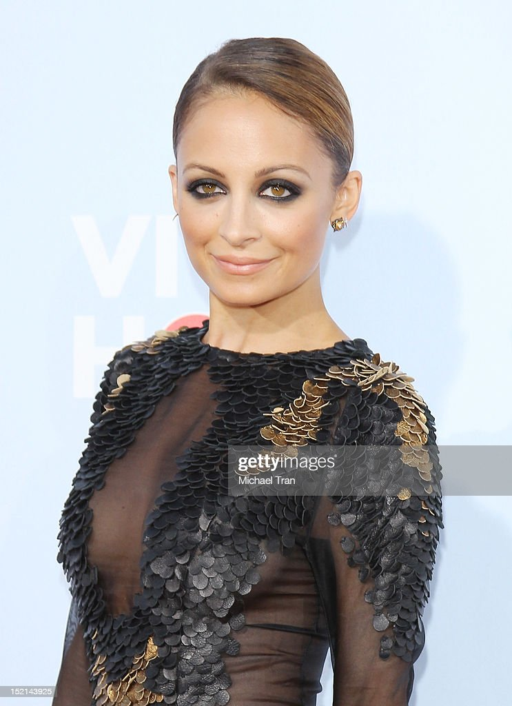 <a gi-track='captionPersonalityLinkClicked' href=/galleries/search?phrase=Nicole+Richie&family=editorial&specificpeople=201646 ng-click='$event.stopPropagation()'>Nicole Richie</a> arrives at the NCLR 2012 ALMA Awards held at Pasadena Civic Auditorium on September 16, 2012 in Pasadena, California.