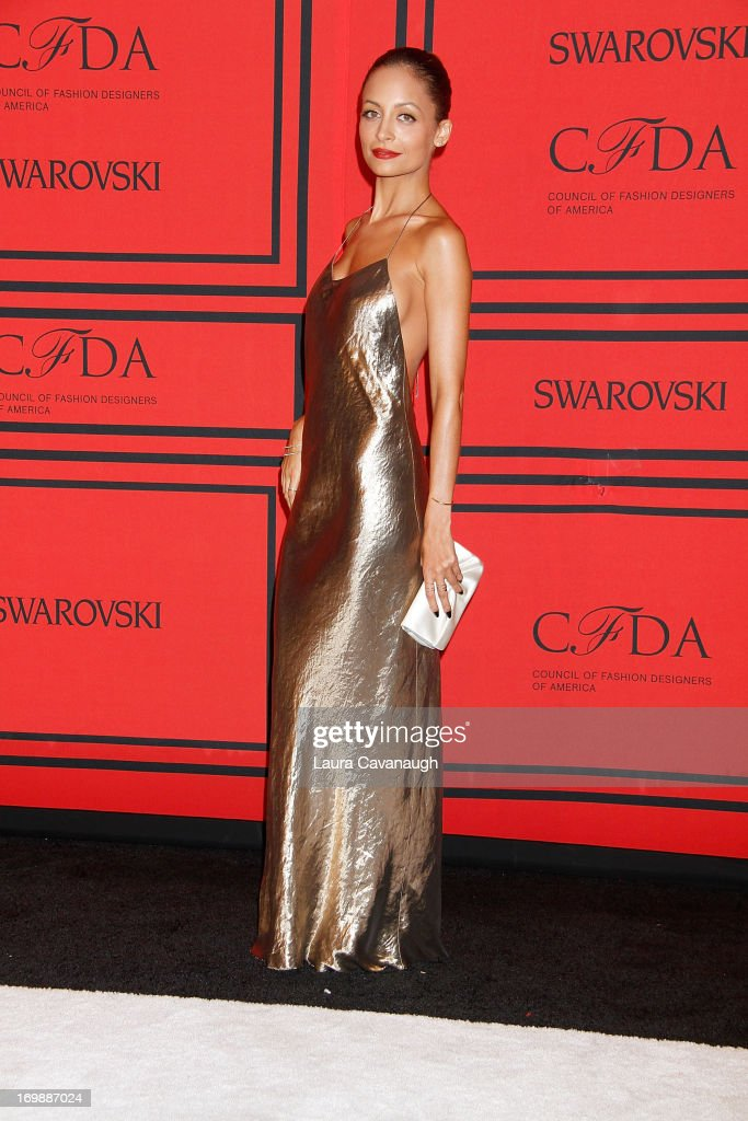 <a gi-track='captionPersonalityLinkClicked' href=/galleries/search?phrase=Nicole+Richie&family=editorial&specificpeople=201646 ng-click='$event.stopPropagation()'>Nicole Richie</a> attends the 2013 CFDA Fashion Awardson June 3, 2013 in New York, United States.