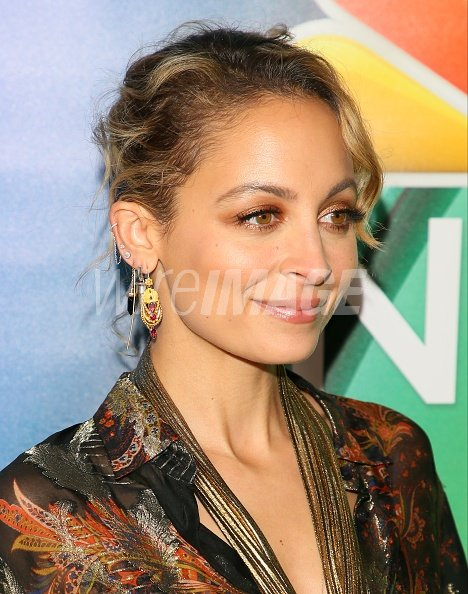Nicole Richie attends the 2017...