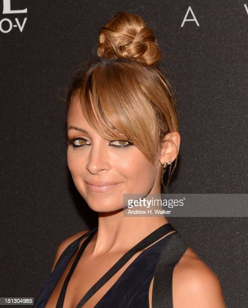 Nicole Richie attends the 9th annual Style Awards during MercedesBenz Fashion Week at The Stage Lincoln Center on September 5 2012 in New York City