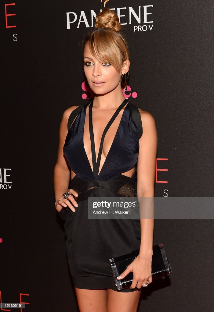 Nicole Richie attends the 9th annual Style Awards during Mercedes-Benz Fashion Week at The Stage Lincoln Center on September 5, 2012 in New York City.