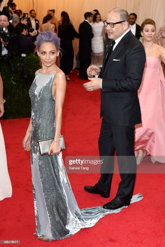 <a gi-track='captionPersonalityLinkClicked' href=/galleries/search?phrase=Nicole+Richie&family=editorial&specificpeople=201646 ng-click='$event.stopPropagation()'>Nicole Richie</a> attends the 'Charles James: Beyond Fashion' Costume Institute Gala held at the Metropolitan Museum of Art on May 5, 2014 in New York City.