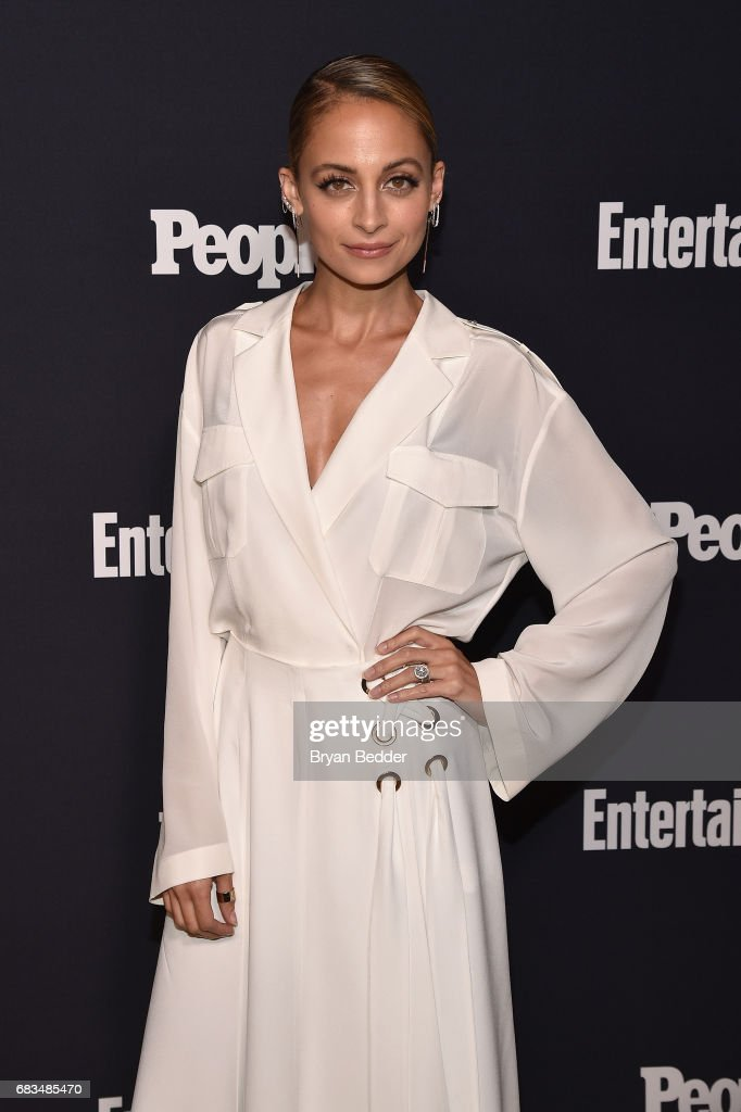 Nicole Richie attends the Entertainment Weekly and PEOPLE Upfronts party presented by Netflix and Terra Chips at Second Floor on May 15, 2017 in New York City.