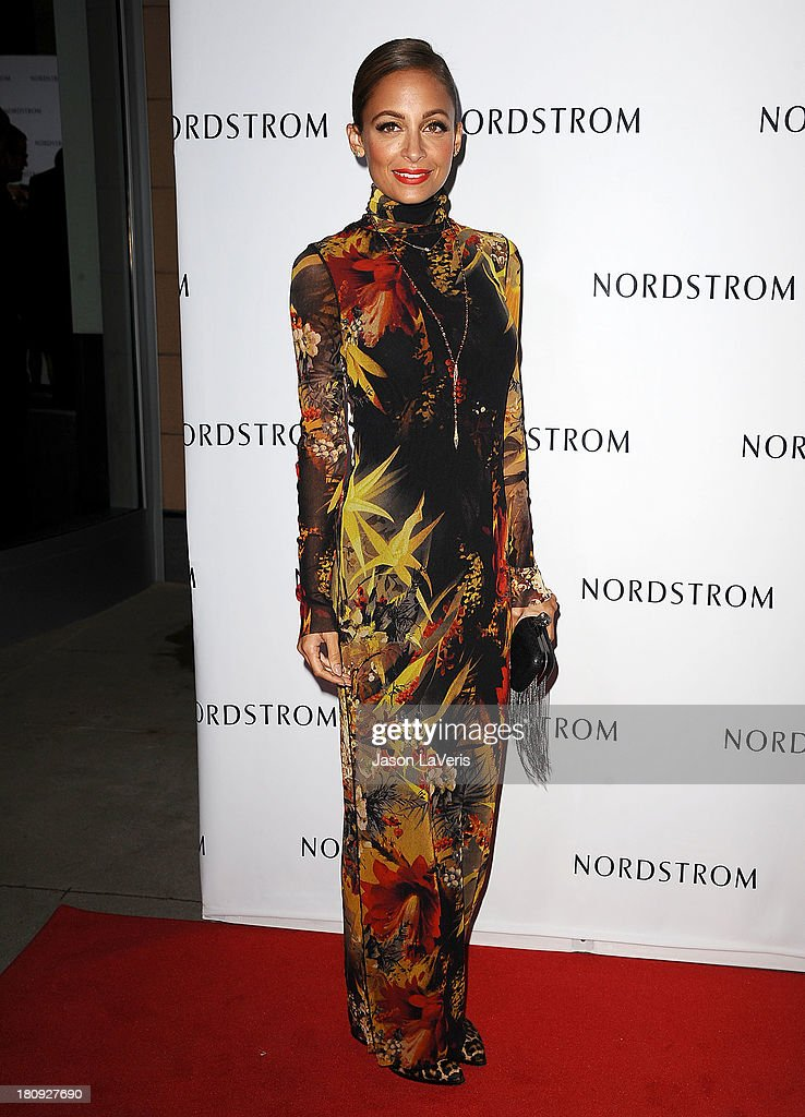Nicole Richie attends the opening gala to benefit Ascencia and Hillsides at Nordstrom at The Americana at Brand on September 17, 2013 in Glendale, California.