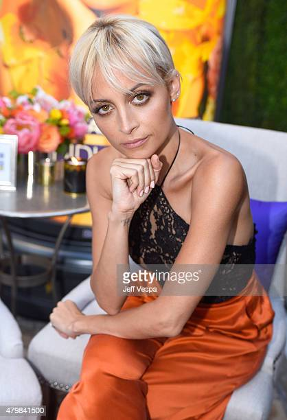 Nicole Richie attends VH1's 'Candidly Nicole' Season 2 Premiere Event at House of Harlow at The Grove on July 7 2015 in Los Angeles California
