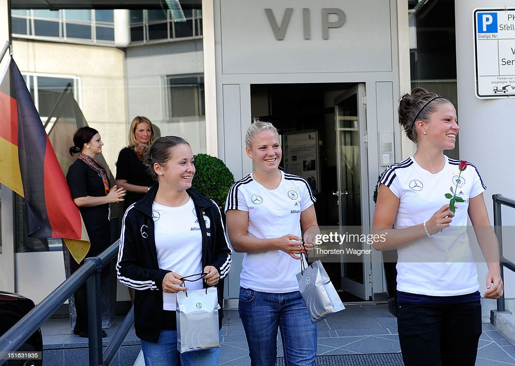 Germany Women's U20 Player Return Home
