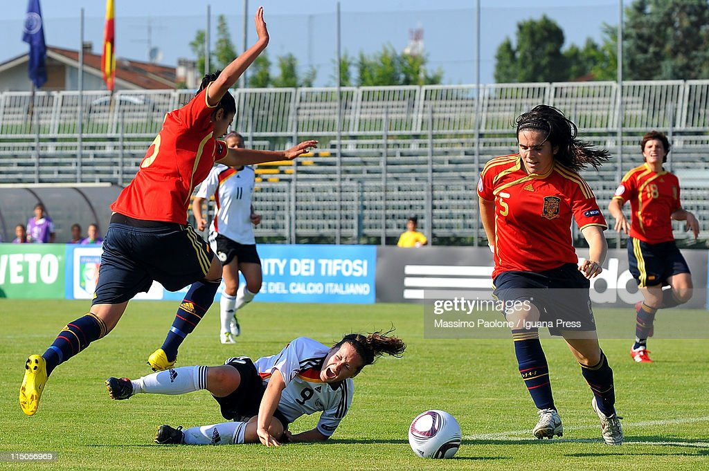 Germany v Spain - UEFA Women's U19 European Championship