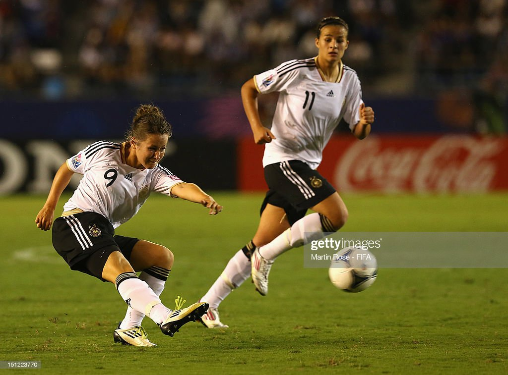 Japan v Germany: Semi-Final - FIFA U-20 Women's World Cup Japan 2012