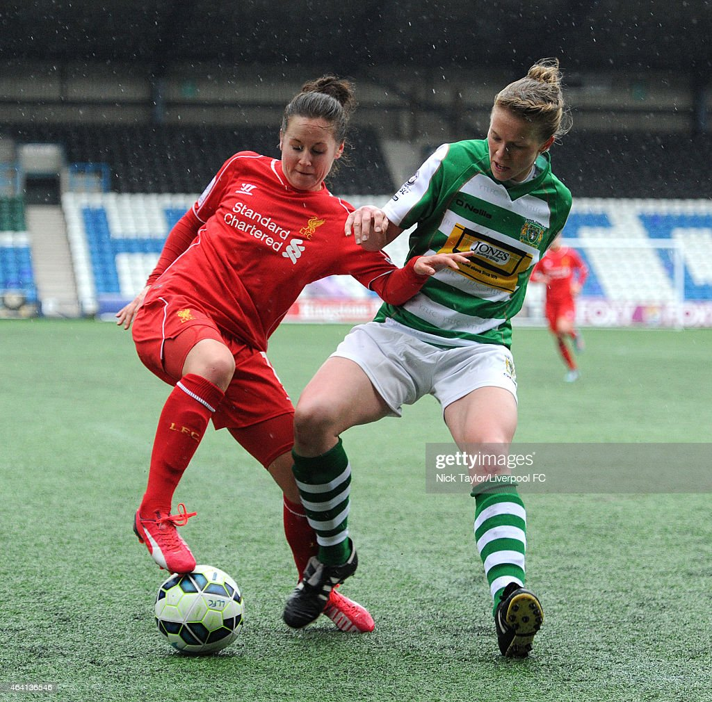 Liverpool Ladies v Yeovil Town Ladies: Pre-Season Friendly