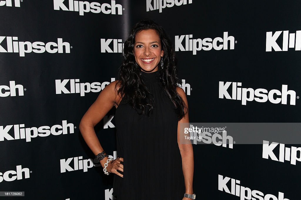 Nicole Ryan of SiriusXM's 'The Morning Mash-Up' attends the Klipsch Audio And Kings Of Leon Host 'Mechanical Bull' Listening Party at the Electric Room at Dream Downtown on September 23, 2013 in New York City.