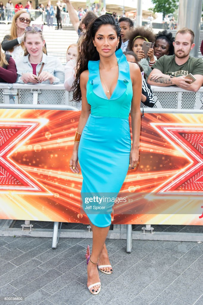 X Factor Bootcamp Arrivals, London
