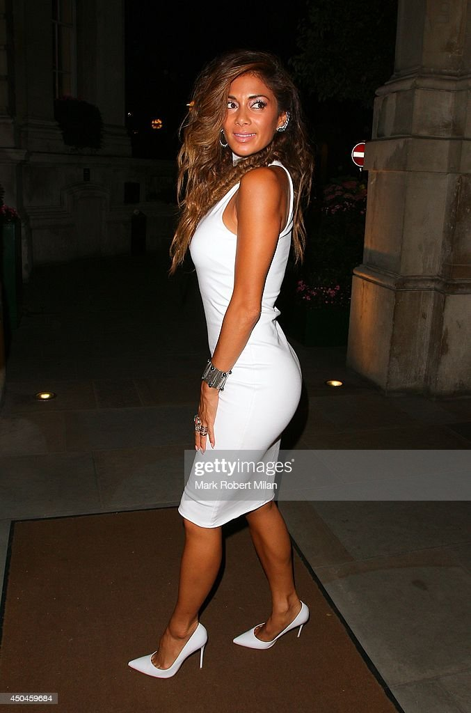 <a gi-track='captionPersonalityLinkClicked' href=/galleries/search?phrase=Nicole+Scherzinger&family=editorial&specificpeople=678971 ng-click='$event.stopPropagation()'>Nicole Scherzinger</a> at C London restaurant on June 11, 2014 in London, England.