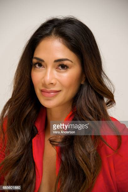 Nicole Scherzinger at the 'Dirty Dancing' Press Conference at the Four Seasons Hotel on May 18 2017 in Beverly Hills California