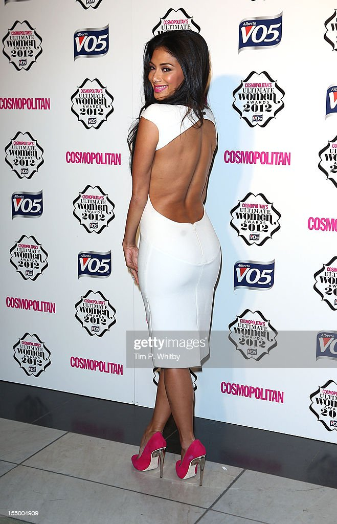 <a gi-track='captionPersonalityLinkClicked' href=/galleries/search?phrase=Nicole+Scherzinger&family=editorial&specificpeople=678971 ng-click='$event.stopPropagation()'>Nicole Scherzinger</a> attends the Cosmopolitan Ultimate Woman of the Year awards at Victoria & Albert Museum on October 30, 2012 in London, England.
