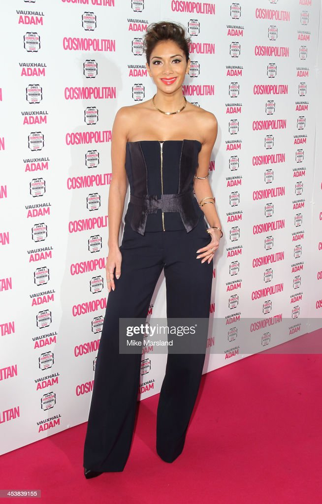 <a gi-track='captionPersonalityLinkClicked' href=/galleries/search?phrase=Nicole+Scherzinger&family=editorial&specificpeople=678971 ng-click='$event.stopPropagation()'>Nicole Scherzinger</a> attends the Cosmopolitan Ultimate Women of the Year Awards at Victoria & Albert Museum on December 5, 2013 in London, England.