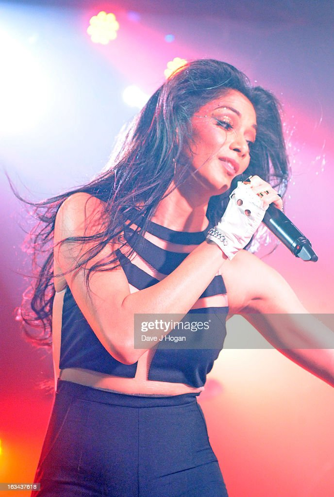 <a gi-track='captionPersonalityLinkClicked' href=/galleries/search?phrase=Nicole+Scherzinger&family=editorial&specificpeople=678971 ng-click='$event.stopPropagation()'>Nicole Scherzinger</a> on stage at London's G-A-Y nightclub on March 9, 2013 in London, England.