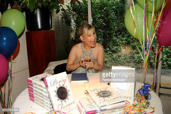 Nicole Sexton attends 'PARTY FAVORS' by Nicole Sexton Book Release Party at Michael's on July 29 2008 in New York City