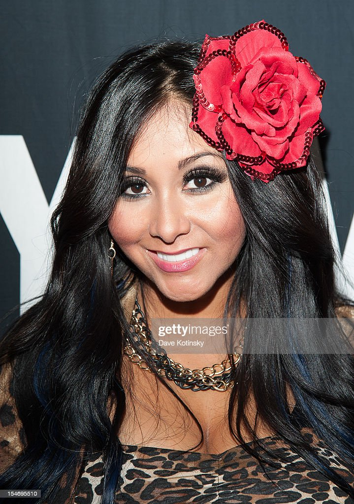 Nicole 'Snooki' Polizzi attends 'Love, Loss, (Gym, Tan) and Laundry: A Farewell To The Jersey Shore' during the 2012 New York Television Festival at 92Y Tribeca on October 24, 2012 in New York City.