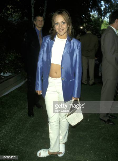 Nicole Sullivan during Fox Network Upfront Party May 30 1997 at Tavern On The Green in New York City New York United States