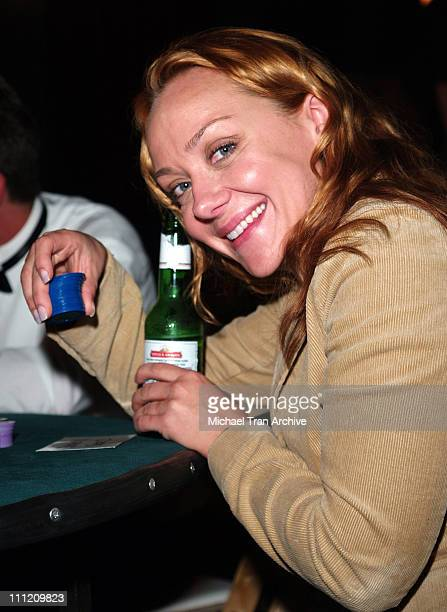 Nicole Sullivan *Exclusive Coverage* during MakeAWish Foundation Benefit 'Aces For Wishes' Celebrity Poker Tournament August 14 2005 at The Highlands...