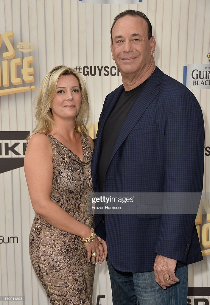 Nicole Taffer(L) and TV personality Jon Taffer attend Spike TV's Guys Choice 2013 at Sony Pictures Studios on June 8, 2013 in Culver City, California.