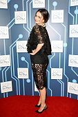 Nicole Trunfio arrives at the 12th ASTRA Awards at Carriageworks on March 20 2014 in Sydney Australia