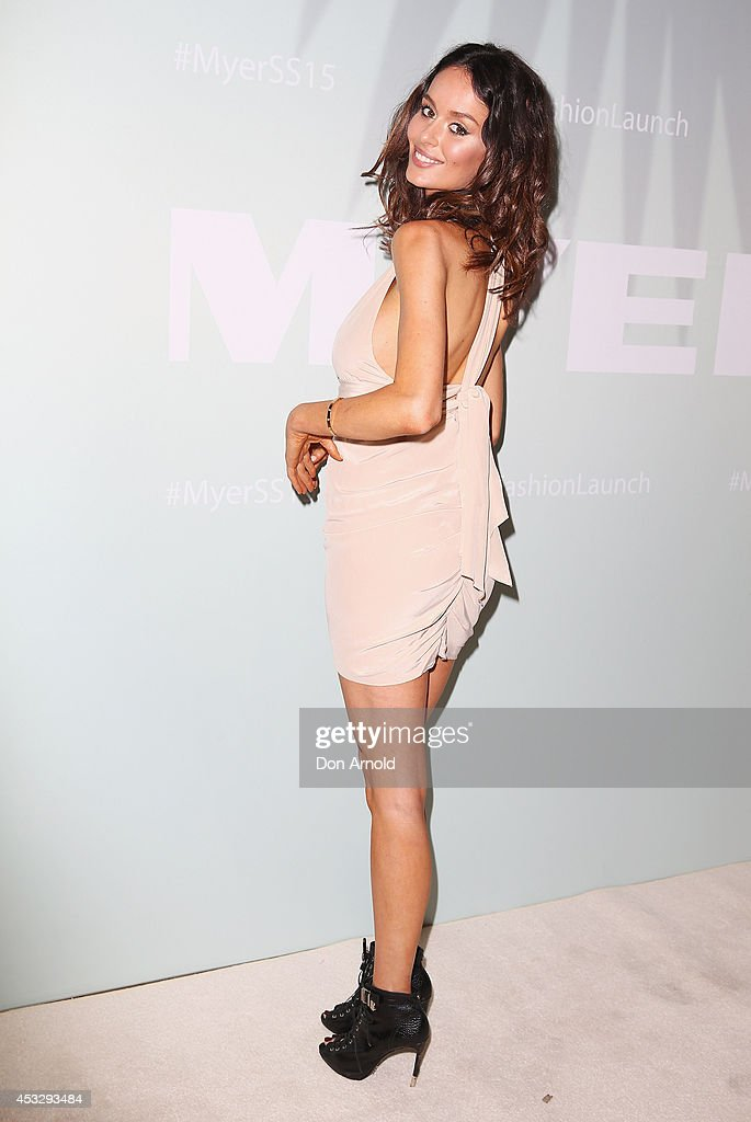 Myer Spring Summer 2014 Fashion Launch - Arrivals