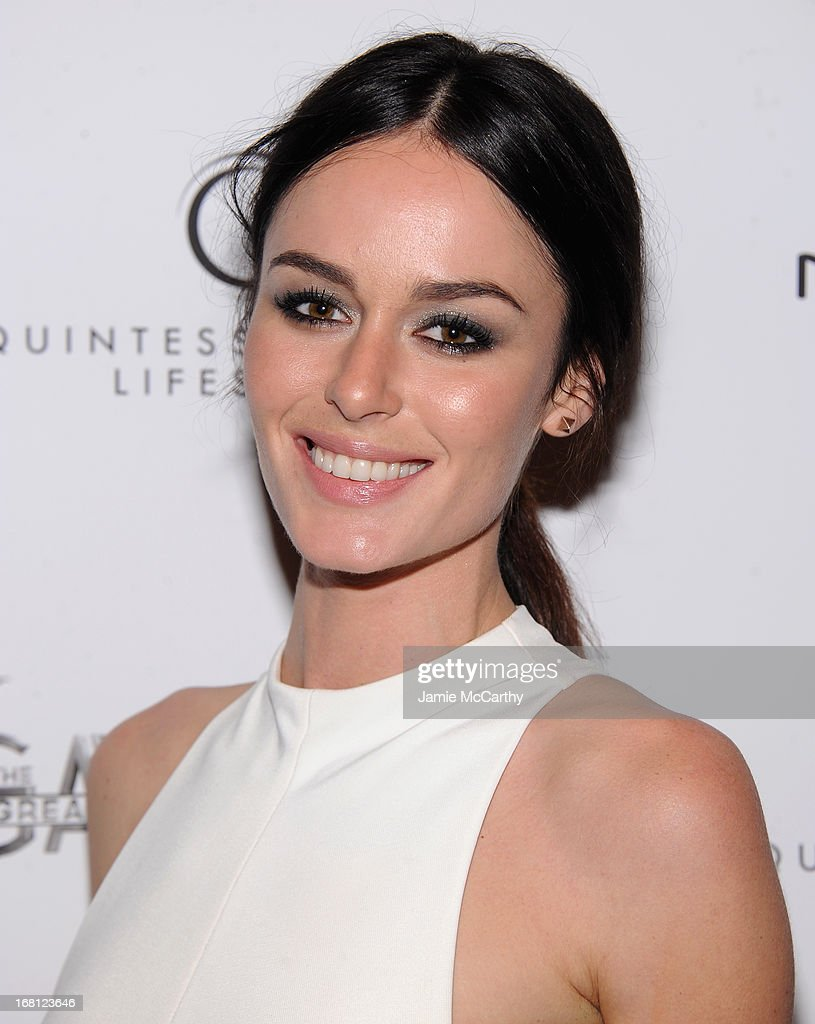 <a gi-track='captionPersonalityLinkClicked' href=/galleries/search?phrase=Nicole+Trunfio&family=editorial&specificpeople=3006654 ng-click='$event.stopPropagation()'>Nicole Trunfio</a> attends 'The Great Gatsby' Special Screening at the Museum of Modern Art on May 5, 2013 in New York City.