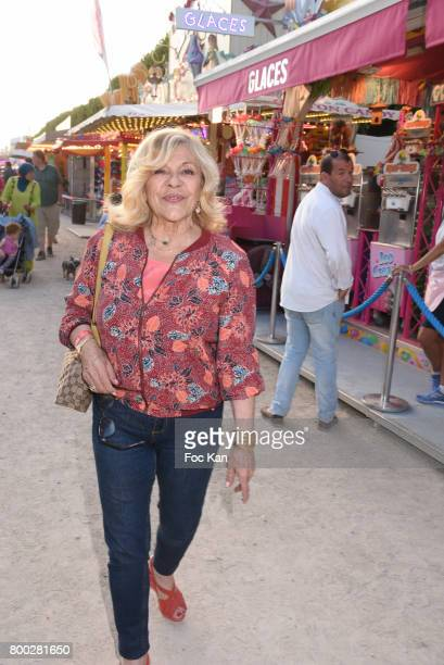 Nicoletta attends La Fete des Tuileries on June 23 2017 in Paris France