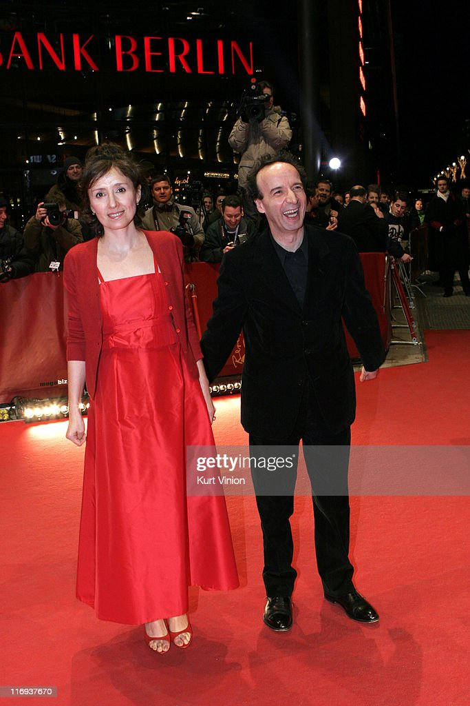 """56th Berlinale International Film Festival - """"The Tiger and the Snow"""" - Premiere"""