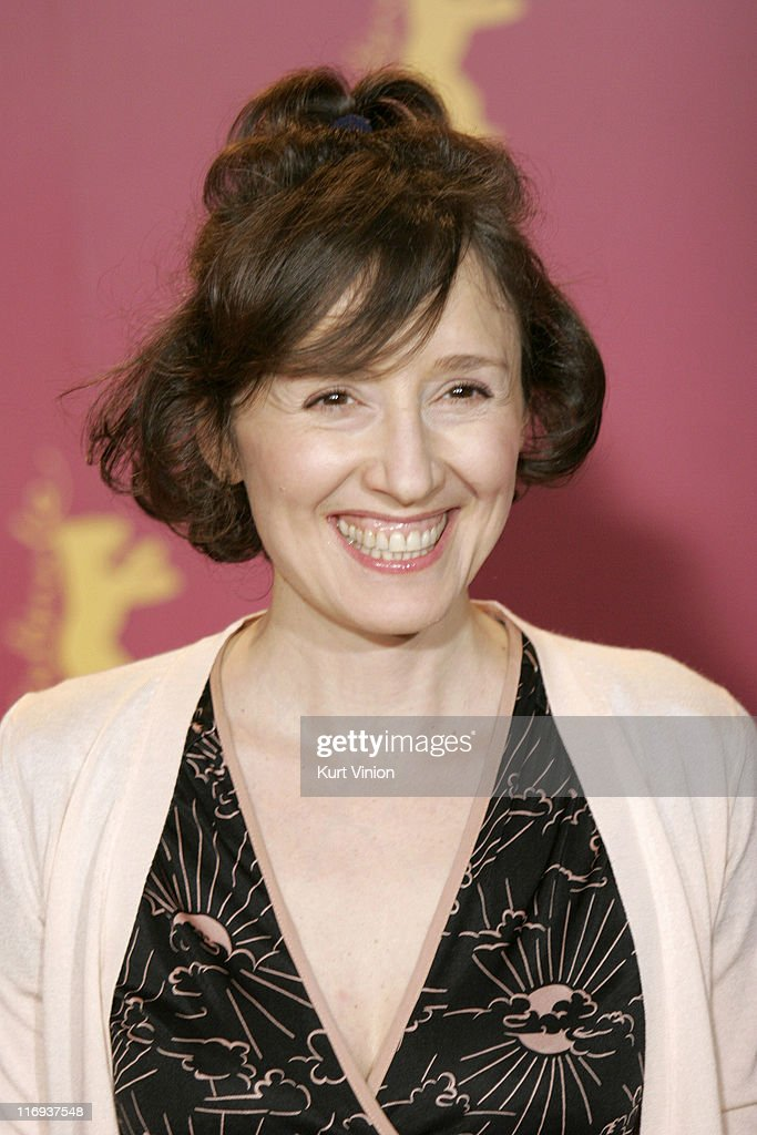 Nicoletta Braschi during 56th Berlinale International Film Festival - 'The Tiger and the Snow' - Photocall at Berlinale in Berlin, Germany.