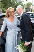 Nicoletta Mantovani And Alberto Tinarelli Wedding