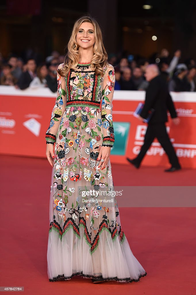 Award Ceremony Red Carpet Arrivals - The 9th Rome Film Festival