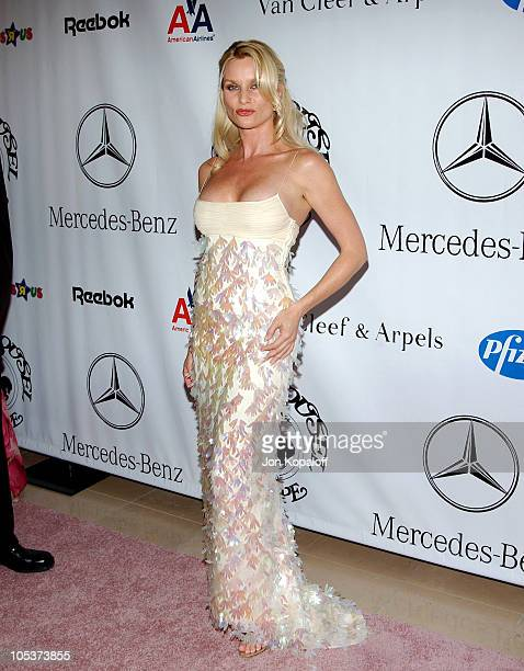 Nicollette Sheridan during 16th Carousel of Hope Presented by MercedesBenz to Benefit the Barbara Davis Center for Childhood Diabetes Arrivals at The...