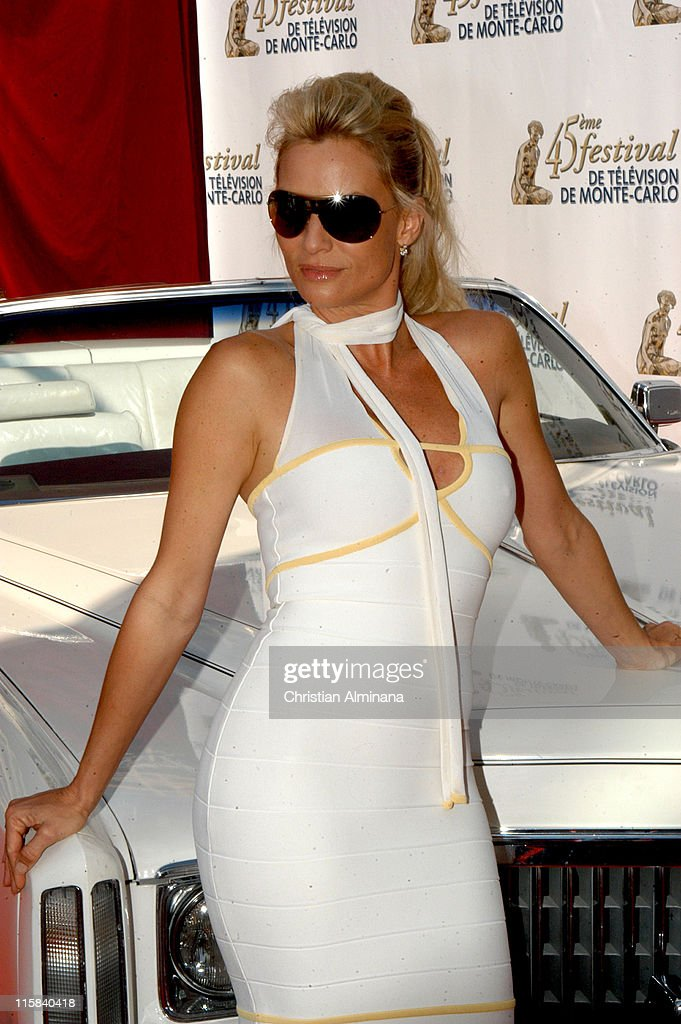 Nicollette Sheridan during 45th Monte Carlo Television Festival 'Desperate Housewives' Photocall at Grimaldi Forum in Monte Carlo Monaco