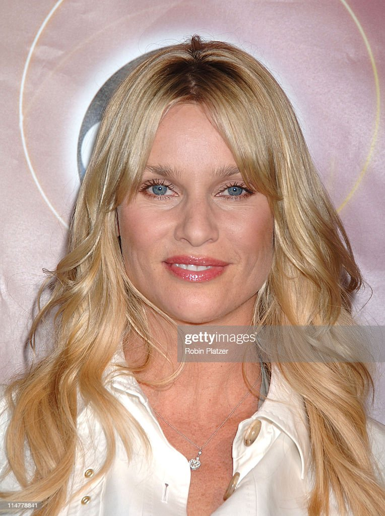 Nicollette Sheridan during ABC Upfront 2006/2007 - Arrivals at Lincoln Center in New York City, New York, United States.