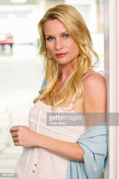 HOUSEWIVES Nicollette Sheridan stars as Edie Britt on ABC's 'Desperate Housewives'