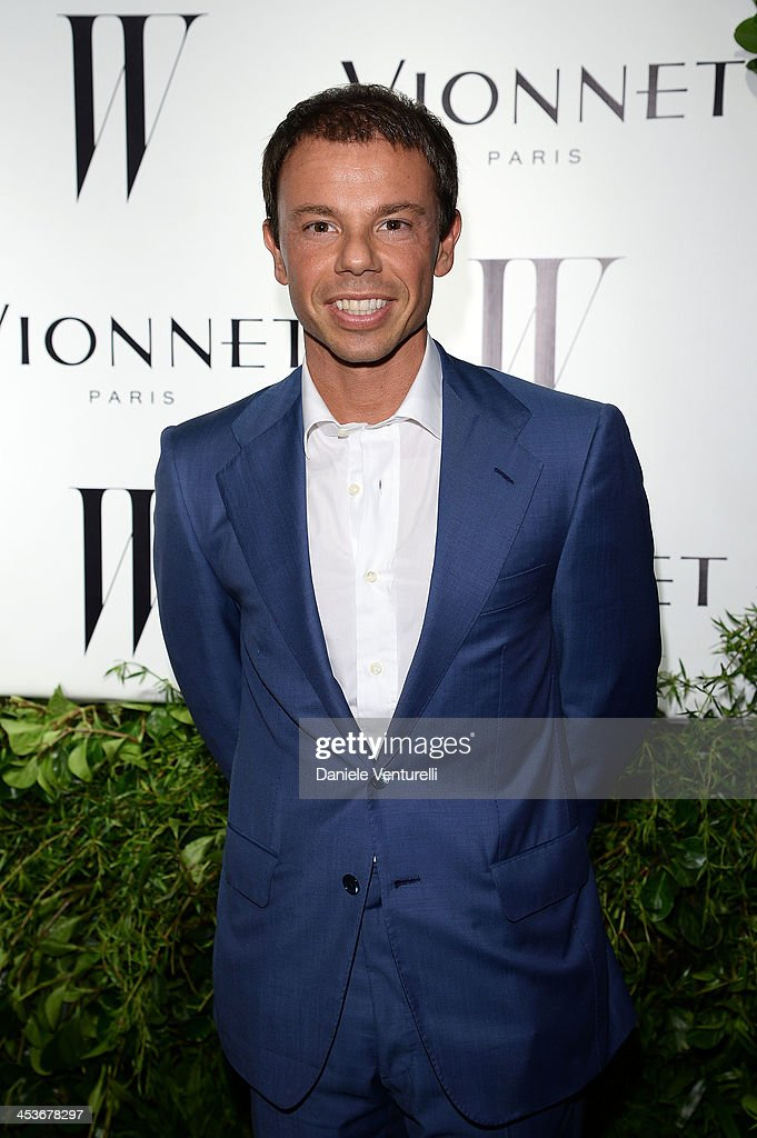 Nicolo Cardi attends W Magazine and Vionnet celebrate the opening Perez Art Museum Miami during Art Basel Miami Beach 2013 at PAMM Art Museum on...