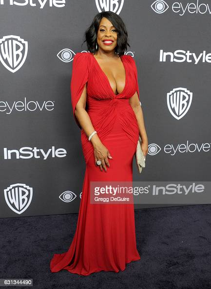 Niecy Nash arrives at the 18th Annual PostGolden Globes Party hosted by Warner Bros Pictures and InStyle at The Beverly Hilton Hotel on January 8...