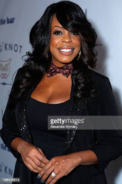 Niecy Nash at the launch of Tie The Knot a charity benefitting marriage equality through the sale of limited edition bowties available online at...