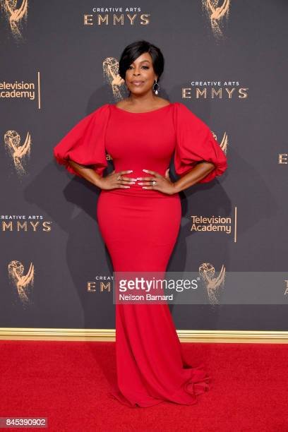 Niecy Nash attends day 2 of the 2017 Creative Arts Emmy Awards on September 10 2017 in Los Angeles California