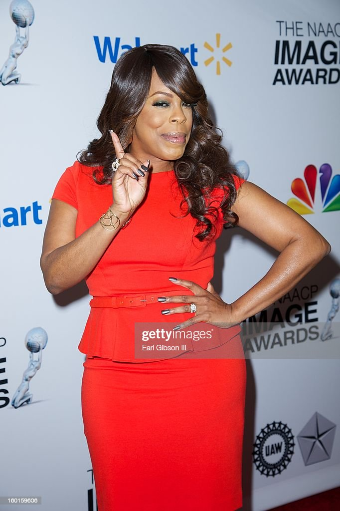 Niecy Nash attends the NAACP Image Awards Nominee's Luncheon at Montage Beverly Hills on January 26, 2013 in Beverly Hills, California.