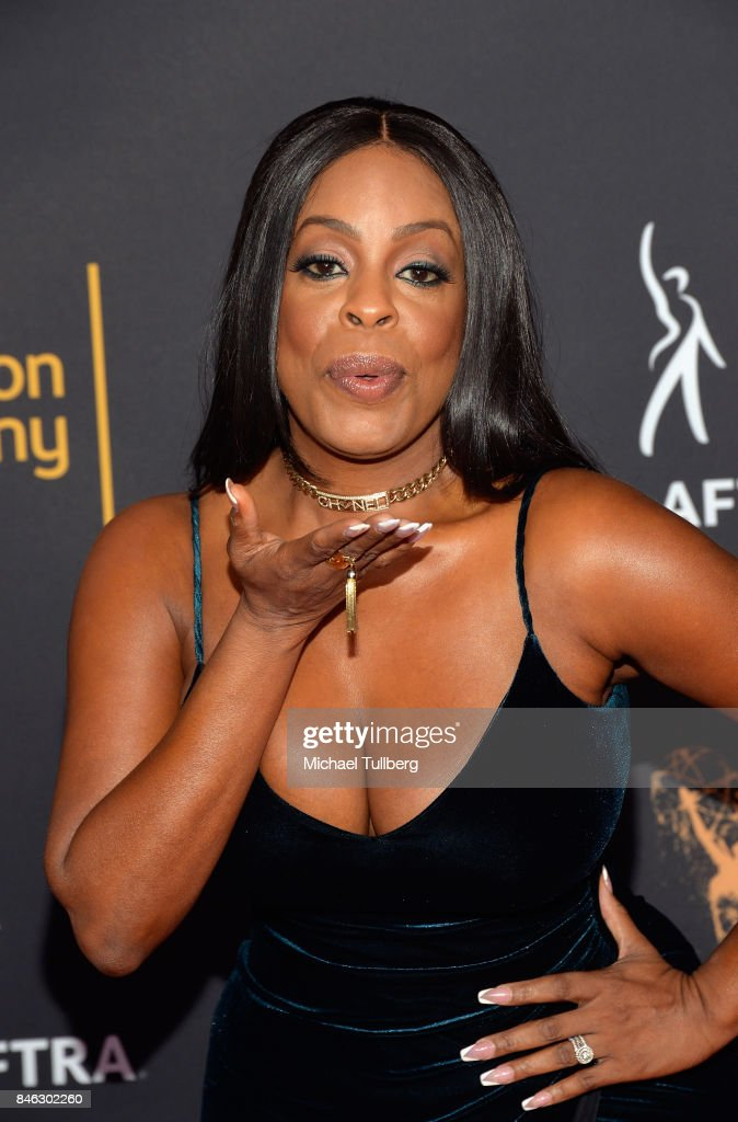 Niecy Nash attends the Television Academy and SAG-AFTRA's 5th annual Dynamic and Diverse Celebration at Saban Media Center on September 12, 2017 in North Hollywood, California.