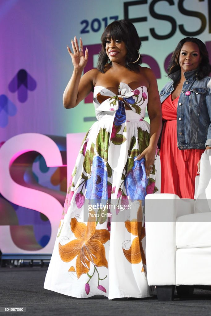 Niecy Nash walks onstage at the 2017 ESSENCE Festival presented by Coca-Cola at Ernest N. Morial Convention Center on June 30, 2017 in New Orleans, Louisiana.