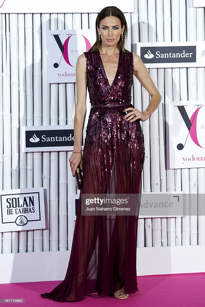 <a gi-track='captionPersonalityLinkClicked' href=/galleries/search?phrase=Nieves+Alvarez&family=editorial&specificpeople=234377 ng-click='$event.stopPropagation()'>Nieves Alvarez</a> attends 'IX International Yo Dona Awards' at Zarzuela Hippodrome on June 24, 2014 in Madrid, Spain.