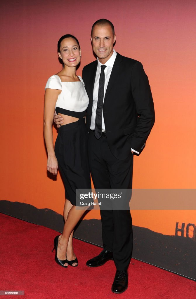 <a gi-track='captionPersonalityLinkClicked' href=/galleries/search?phrase=Nigel+Barker&family=editorial&specificpeople=691819 ng-click='$event.stopPropagation()'>Nigel Barker</a> (R) and Cristen Barker arrive at the 2013 Whitney Gala And Studio Party at Skylight at Moynihan Station on October 23, 2013 in New York City.