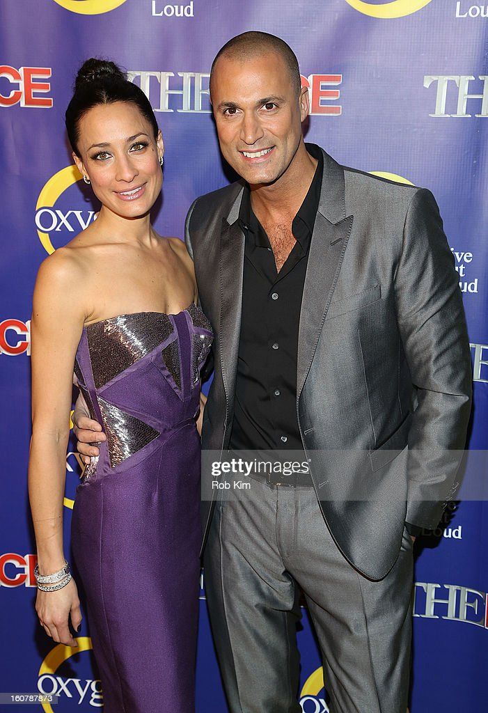<a gi-track='captionPersonalityLinkClicked' href=/galleries/search?phrase=Nigel+Barker&family=editorial&specificpeople=691819 ng-click='$event.stopPropagation()'>Nigel Barker</a> and wife Cristen Barker attend 'The Face' Series Premiere at Marquee New York on February 5, 2013 in New York City.