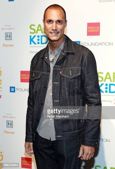 Nigel Barker attends 2013 Safe Kids Day at Highline Stages on May 18 2013 in New York City