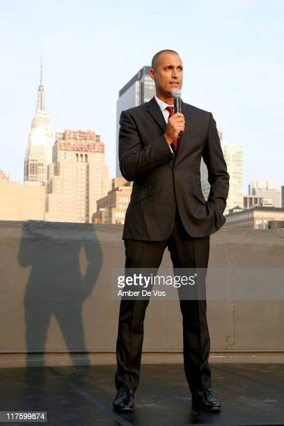Nigel Barker attends the 2011 Humane Society of the United States' Chefs for Seals event at the Skylight West on June 28 2011 in New York City