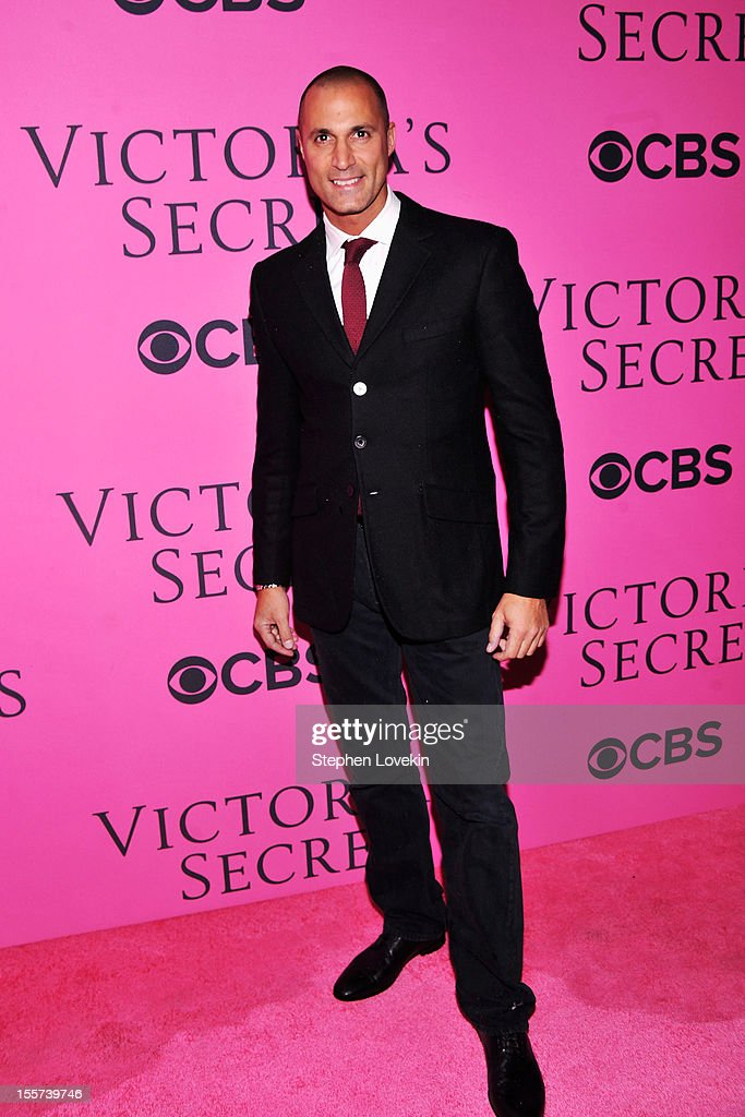 Nigel Barker attends the 2012 Victoria's Secret Fashion Show at the Lexington Avenue Armory on November 7, 2012 in New York City.